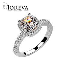 wedding band rings for women cz diamond engagement ring zirconia jewelry anel feminino aneis joias wholesale