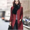 winter jacket women long down jacket women High-end winter coat women Single-breasted white duck down jackets coats  535