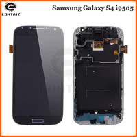 IPS LCD for Samsung Galaxy S4 LCD Display Touch Screen GT i9505 i9500 Digitizer For Samsung S4 LCD Display Replacement Parts