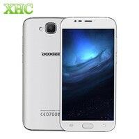 Oryginalny DOOGEE X9 mini 8 GB ROM 1 GB RAM 5.0 cal Android 6.0 Smartphone MTK6580 Quad Core WCDMA 3G Linii Papilarnych id Telefonu komórkowego