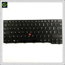 Francês Azerty Teclado para lenovo ThinkPad L440 L450 L460 L470 T431S T440 T440P T440S T450 T450S e440 e431S T460 FR sem backlit