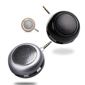NEW X2  3.5mm jack mobile phone into the speakers Portable mini external loudspeakers for mobile phone Чокер