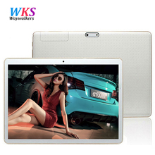 "Waywalkers Octa core 9.6 Pulgadas Inteligente android 9.6 ""Tablet PC Android 5.1 Tablet pc de Pantalla IPS GPS T805S niños portátil 4G LTE"