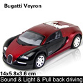 1:32 Bugatti Veyron kids toys cars model for children boy gift pull back car miniatures
