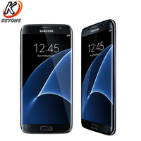 Original New Verizon Version Samsung Galaxy S7 Edge G935V Mobile Phone 5.5 Quad Core 4GB RAM 32GB ROM 12MP Android Smart Phone