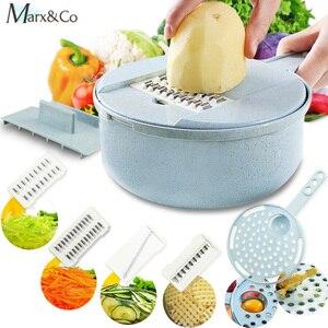 Vegetable Slicer Mandoline Sli