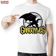 EATGE Anime Cartoon Funny T Shirts Cool Fashion Summer Style Brand T shirts Gargoyle US