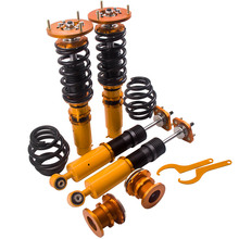 Coilover Absorbers for BMW E46 3 Series 1998 2000 323i 323Ci Coilovers for 320i 323i 323Ci