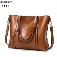 100 Genuine Leather Women Handbags 2017 New Female Korean Fashion Handbag Crossbody Shaped Sweet Shoulder