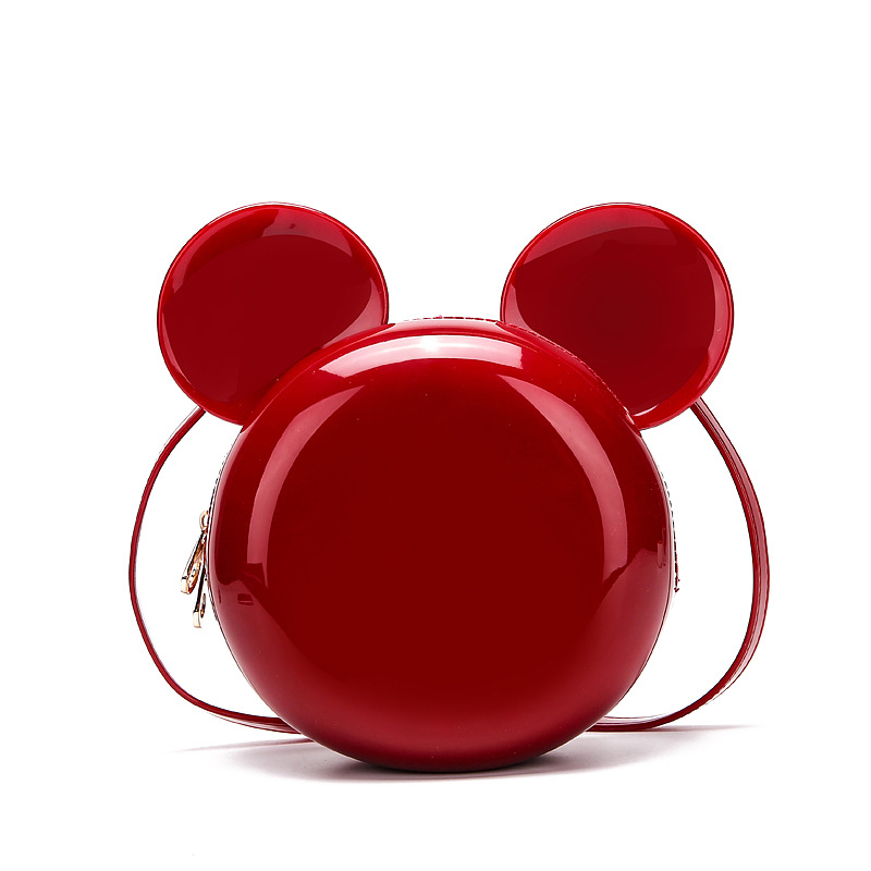 Sacs à main De luxe femmes sacs Designer coton Mickey gelée sacs à bandoulière pour dames sacs à main Bolsos Mujer De Marca Famosa 2019