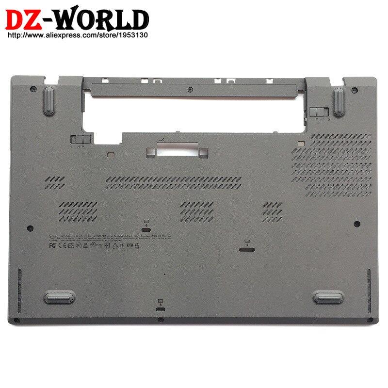 все цены на New Original for Lenovo ThinkPad T460 Back Shell Bottom Case Base Cover D Cover 01AW317