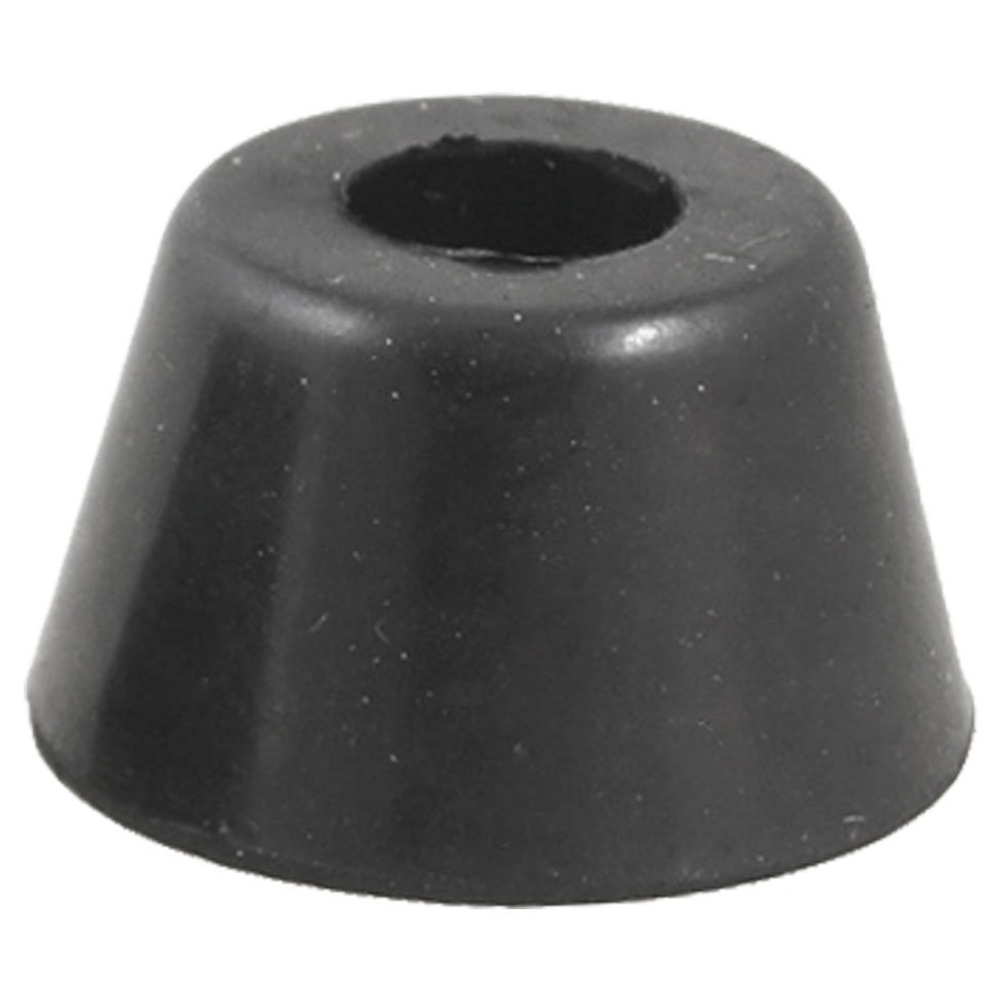 Hot Sale 10 Pcs 21 X 12 Mm Conical Recessed Foot Feet Rubber Buffer Material: Rubber