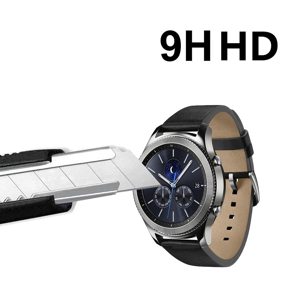 Huawei watch gt active Tempered Glass Screen Protector Film For Huawei watch GT strap 9H Hardness HD watch Accessories