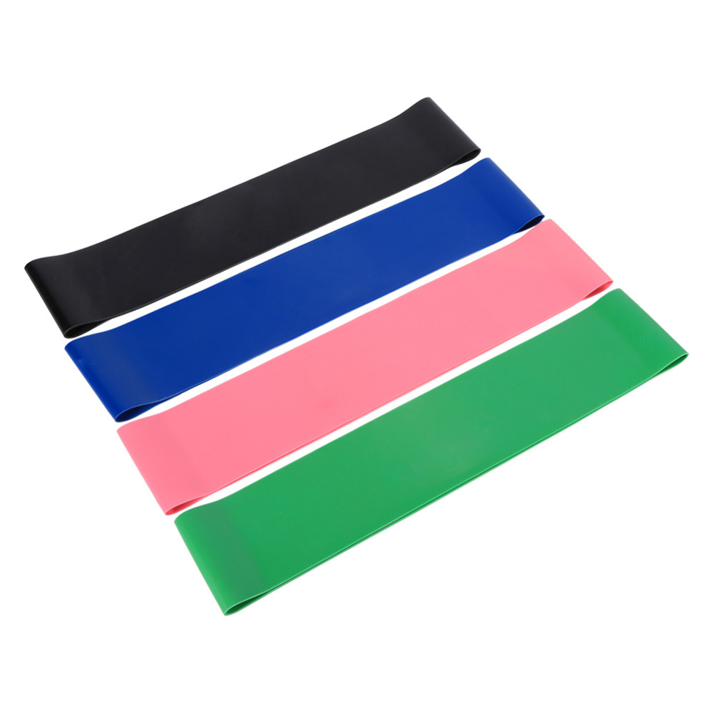 Elastic Yoga Latex Resistance Band Workout Stretch Band