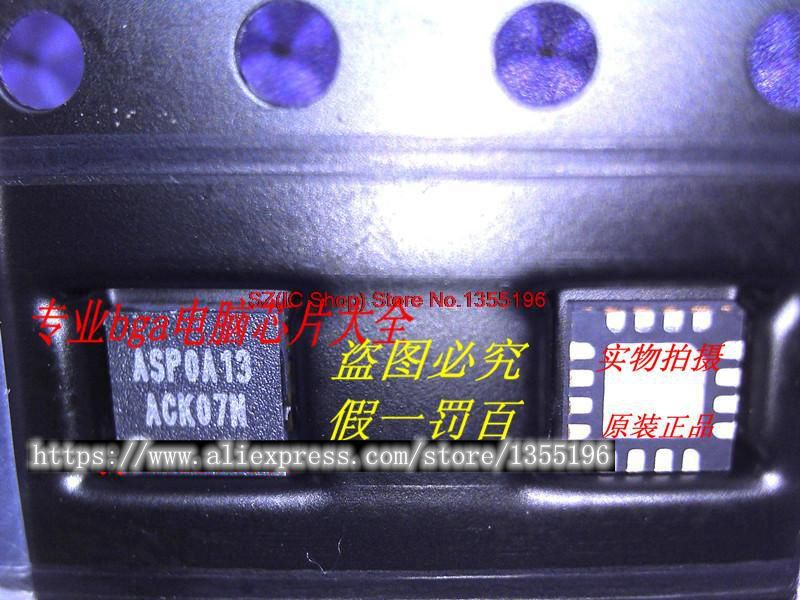 1pcs/lot ASP0A13QDD ASP0A13 QFN