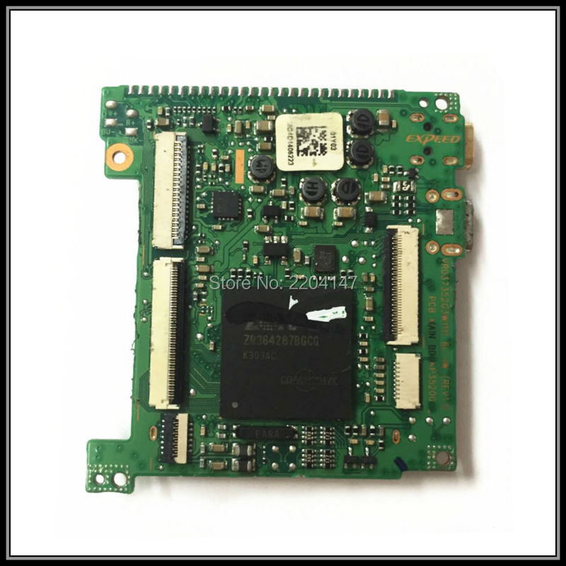 Free Shipping !! 100% Original COOLPIX S6500 Main Board MCU Board MainBoard Mother Board MotherBoard For Nikon