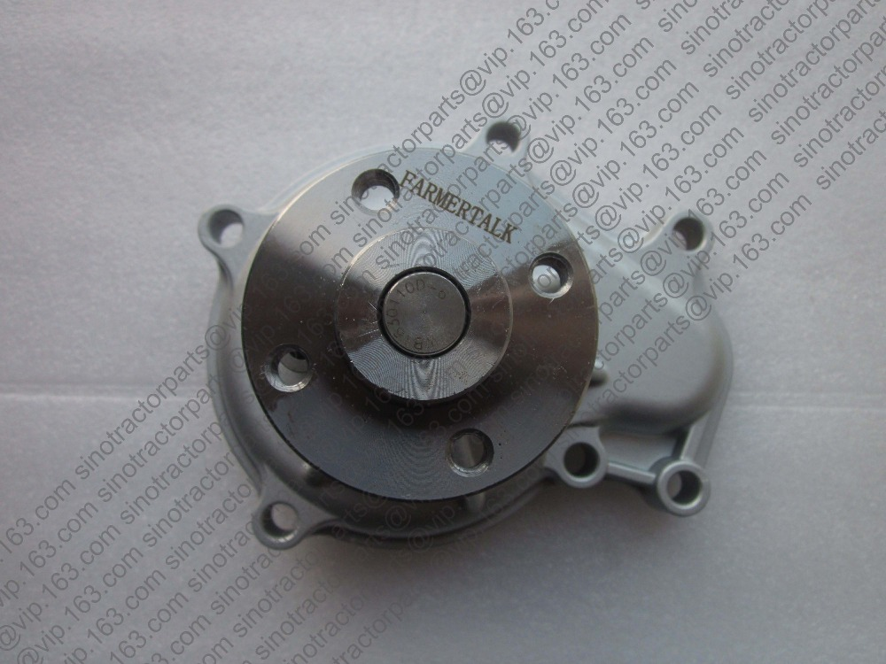 Kubota water pump for tractor or forklift with engine V3300 V3600 V3800 kubota water pump with gasket reference 15321 73032