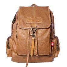 Новый 2014 милые женская сумка мода рюкзак винтажном стиле элегантное одного плеча мешок школа искусственная кожа рюкзак бесплатная доставка