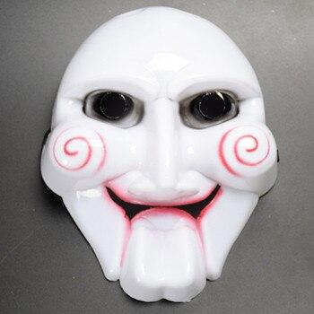 Halloween mujer Hip-hop Saw fantasma zombi máscara de Fetiche La Semana Santa...