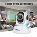 HD 720P Mini P/T Indoor Dome Infrared Wireless IP Camera Support 32G TF Card/Motion Night Vision Detection/Onvif
