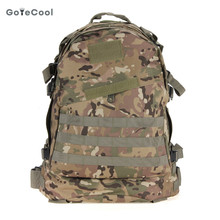 40L 3D Outdoor Sport Military Tactical climbing mountaineering Backpack Camping Hiking Trekking Rucksack Travel Bag