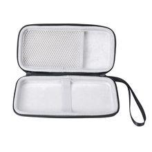 Дорожный футляр Пластиковый(ЭВА)-молния чехол сумка для хранения для Anker PowerCore 26800 для RAVPower 26800 и кабель#520