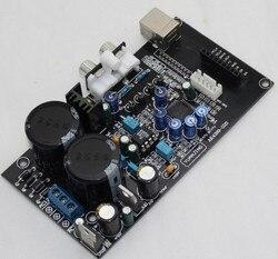 Zmontowane YJ AK4399 + AD827 II2S pokładzie dekoder DAC z interfejsem USB board board board usb  -