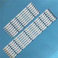 Светодиодный Подсветка полосы 14 лампы для SamSung 42 дюймов ТВ D2GE-420SCB-R3 D2GE-420SCA-R3 2013SVS42F HF420BGA-B1 UE42F5500 CY-HF420BGAV1H