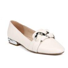 Женские офисные туфли-лодочки AstaBella RC699_BG020014-04-2-2 женская обувь из натуральной кожи для женщин
