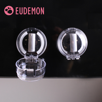 EUDEMON Mini Baby Kids Safety Oven Stove Gas Range Control Switch Knob Cover Protection Plastic Kitchen Cooker Stove Protector brushed metal gas stove knobs cooker control switch range oven knobs cooktop burner knob gas hob switch kitchen replacement