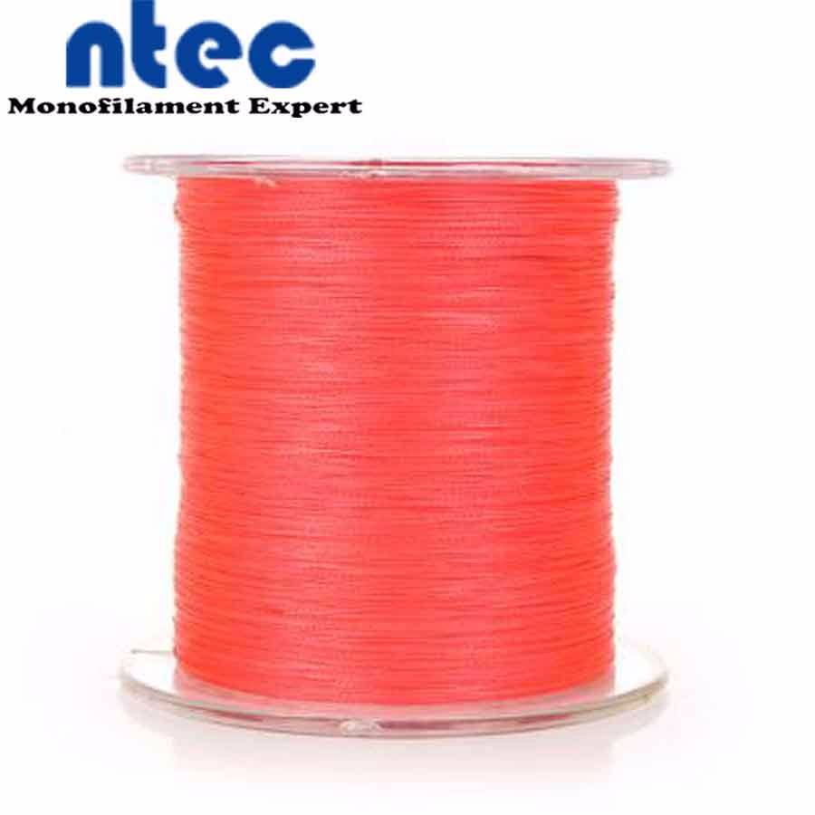 2000m PE Braided Fishing Line 4 Stands 10LB to 80LB Multifilament ...