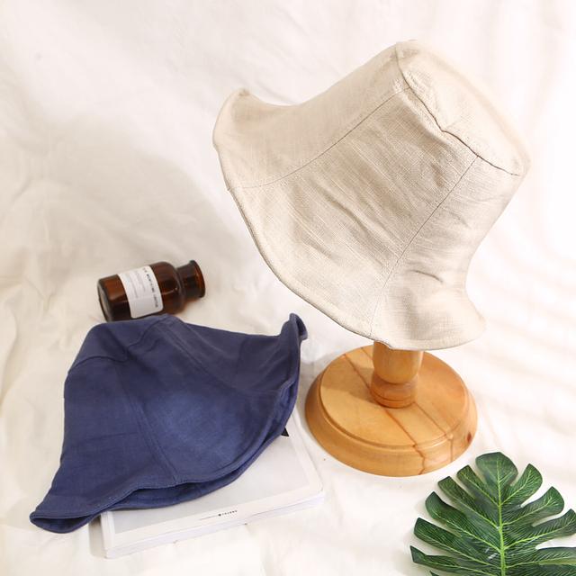 2018 Leisure Outdoor Cowboy Hole Do Old Fisherman Hat Men Women Bucket Cap Sun Hat Unisex Denim Blue For Summer Foldable FX