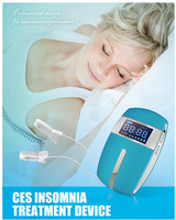Lastek Most affordable and reliable Cranial Electrotherapy Stimulation device, Electrical Brain Stimulation to treat insomnia