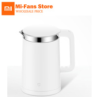 Shock Xiaomi Mi Mijia Constant Temperature Control Electric Water Kettle 1 5L 12 Hour Thermostat Support