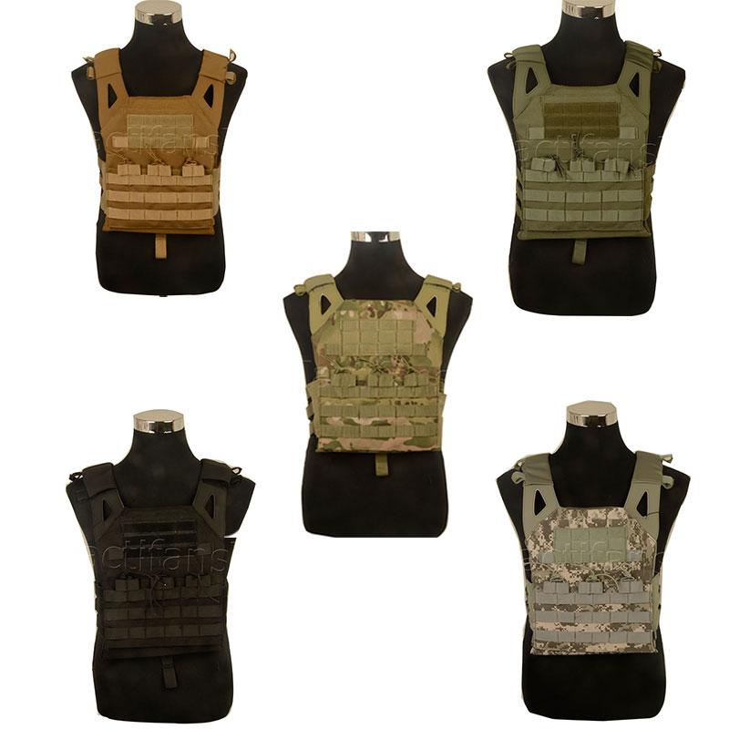 JPC Tactical Vest Quick Reaction Ontological Vest 1000D Molle Chest Rig Protective Plate Carrier Military Combat Gear Vests swiss military часы swiss military sm34039 11 коллекция кварцевые часы