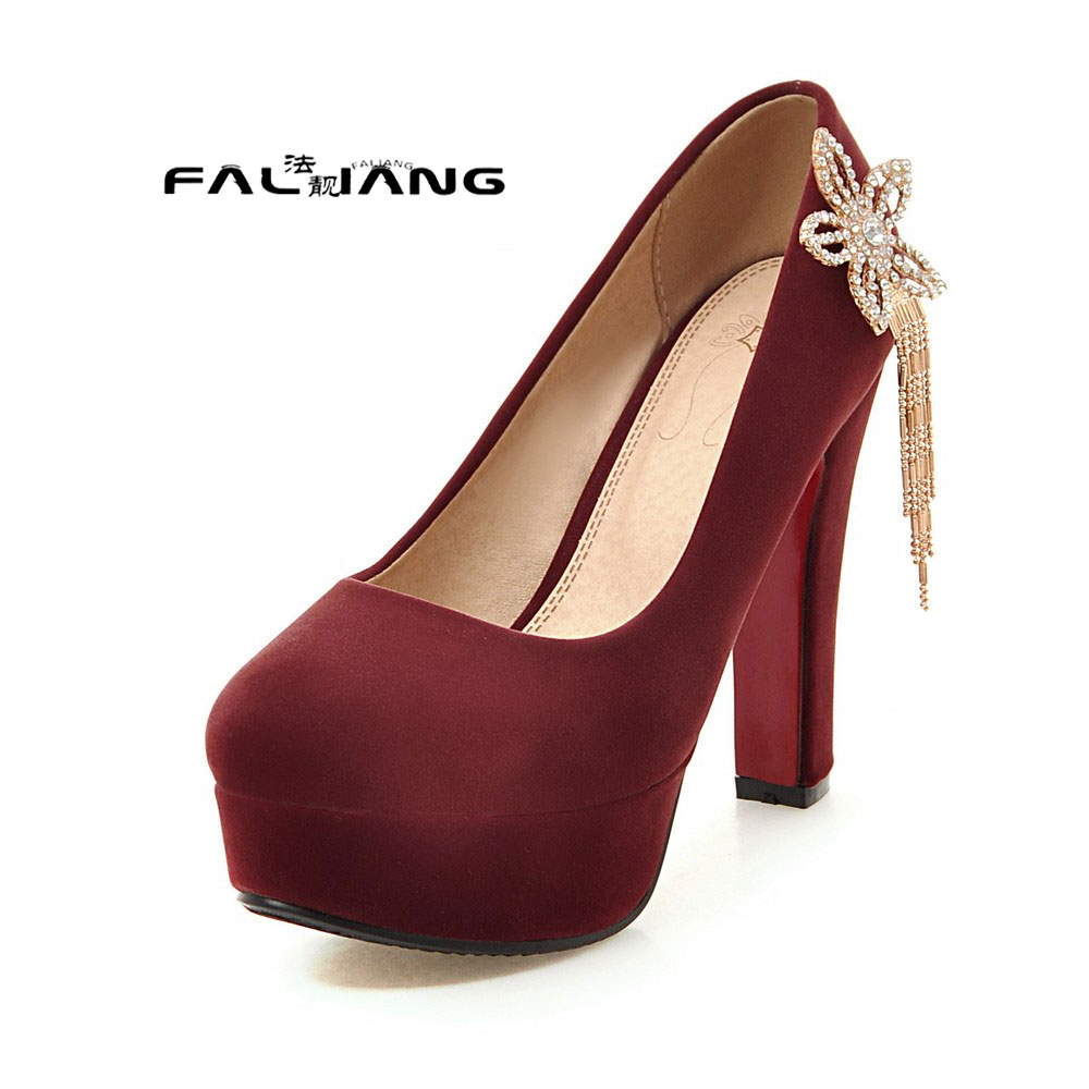 ФОТО Big Size 11 12 13 14 15 16 17  Waterproof  Shallow mouth  17 new listingwomen's shoes extreme high heels pumps woman for women