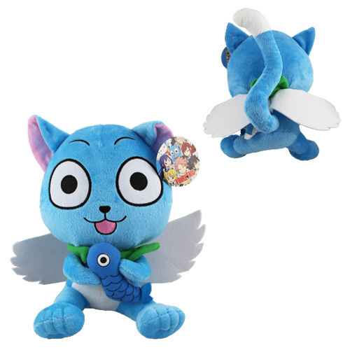 Cat Toy Stuffed Animal With Wings