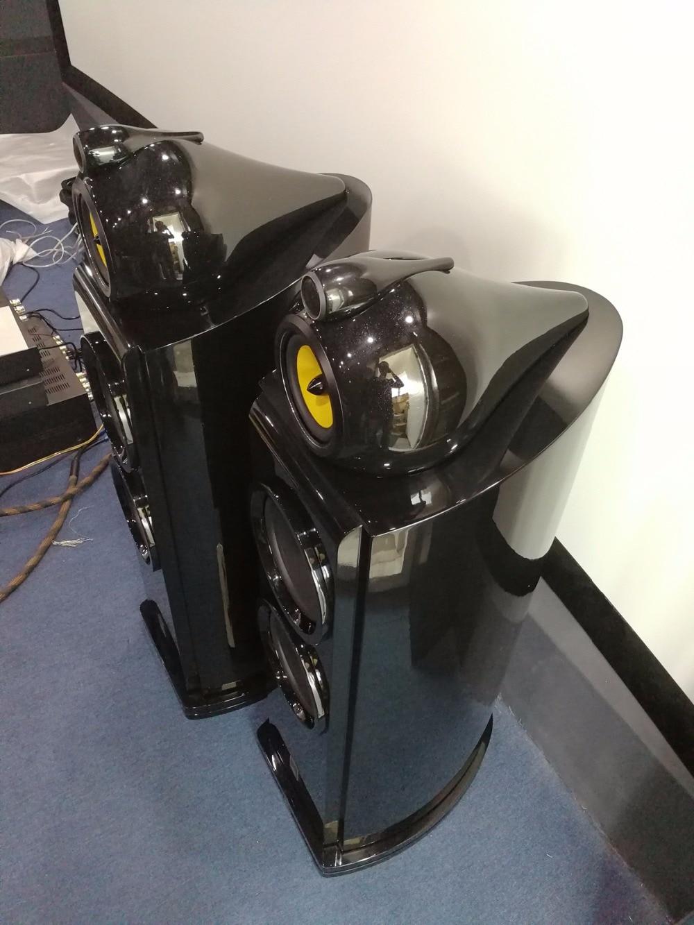 Mistral SAG-350 180W x 2 Hifi Standlautsprecher - Tragbares Audio und Video - Foto 2