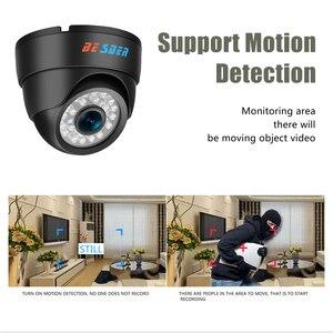 Image 2 - BESDER Weitwinkel IP Kamera Indoor Dome Kamera Sicherheit 1080P FULL HD IP Kamera IR Cut Filter 24 IR LED ONVIF Motion Erkennen RTSP
