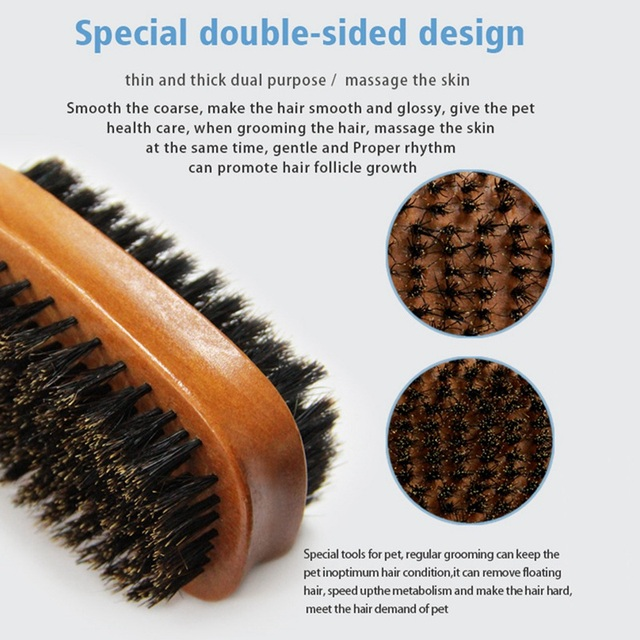 Double Sided Dog Brush 5