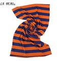 2016 Desigual шарф оранжевого цвета Inverno хлопка высокой упругой шарф регби полосатый гриффиндор шарфы винтаж Sjaaltjes