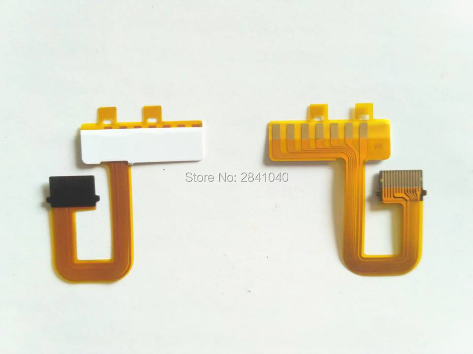 NEW Bayonet Mount Contactor Flex Cable For Nikon AF-S DX FOR Nikkor 18-55 18-55mm 18-55 Mm VR Repair Part