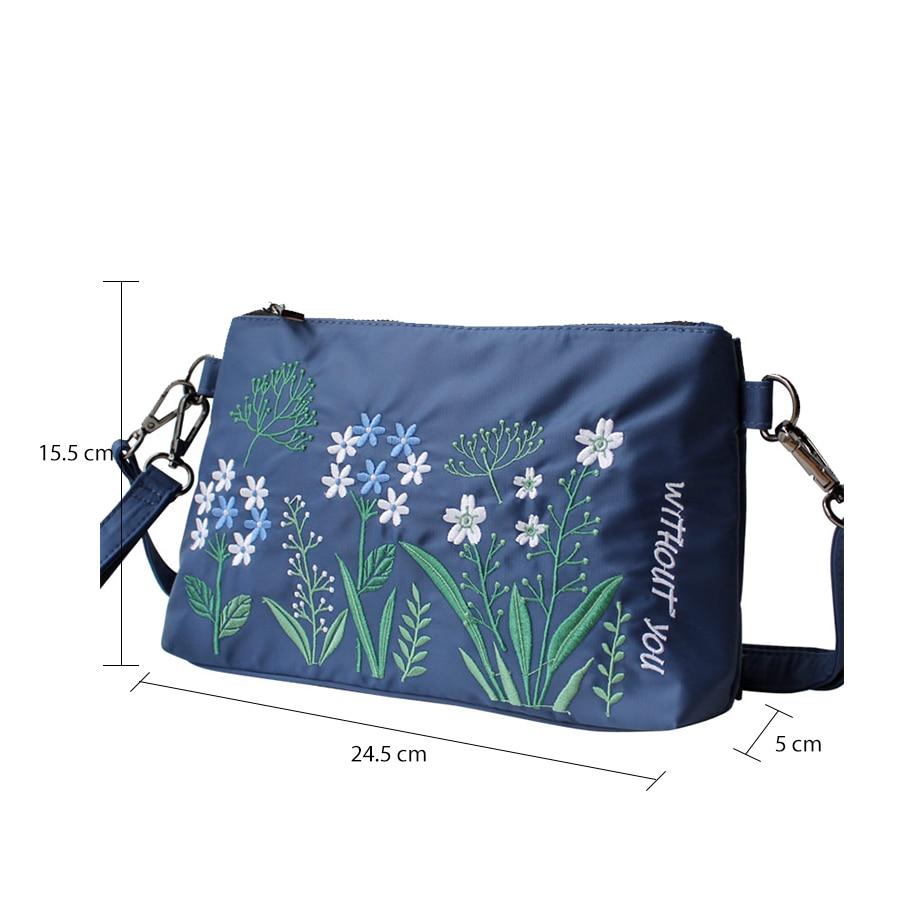 Cvjetna princeza Ženska torba za nošenje na ramenima Ženska torba - Torbe - Foto 6