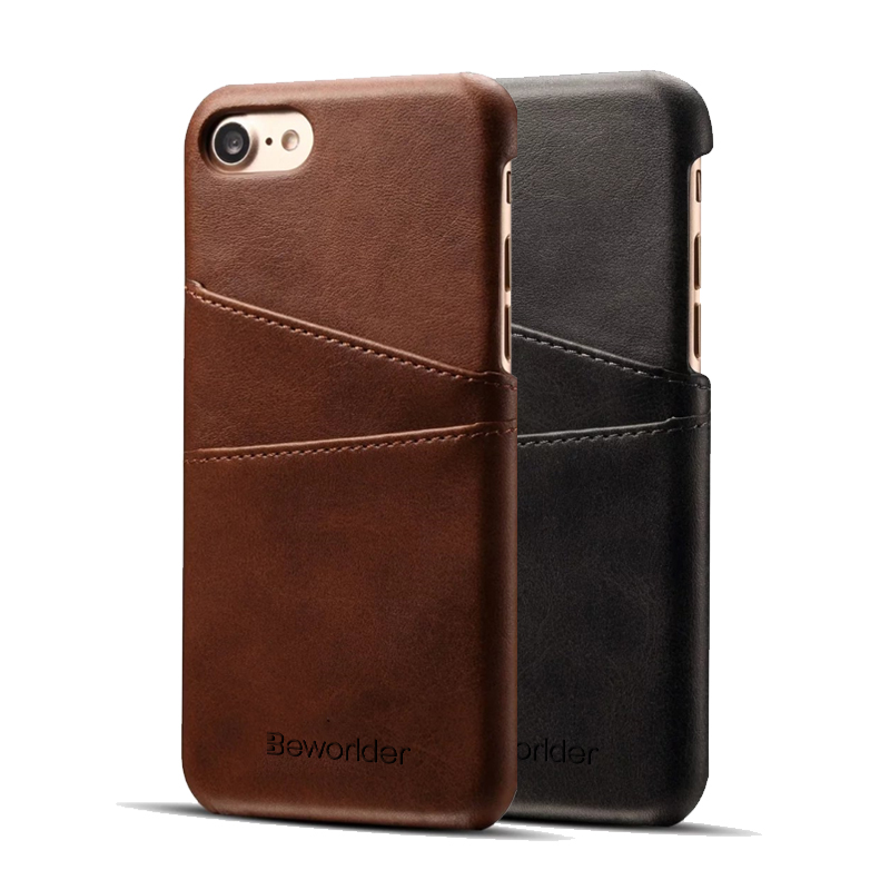 Beworlder For Apple iphone 7 Case iphone 7 Plus Case Business Card ...