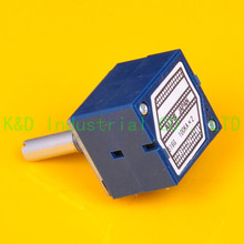 купить 1pc ALPS RK27 Original Audio Amp VOLUME Dual 50K A Potentiometer Round shaft