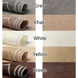 Image 5 - 1PC 45*50 45*100 Photography Limitation Linen Solid Color  Background Cloth Woven Fabric Vintage Background Props High Quality