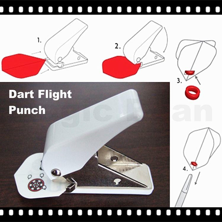 Professioneller Dart Flight Punch; Dartzubehör