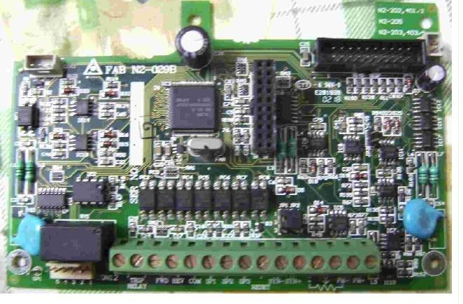 N2 series frequency converter of 0.75/1.5 0.75/1.5 / KW CPU board control panel board frequency converter shf 7 5 k board cpu board control board dmc12008b 7 5kw