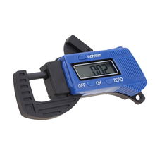 Wholesale prices 12.7mm/0.5″ Carbon Fiber Composites Digital Thickness Caliper Professional Micrometer Guage Measurement Tool