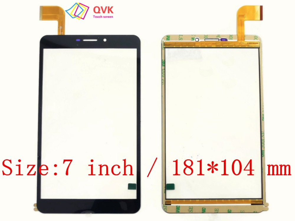 New 7 Inch For Digma Plane 7.6 3G PS7076MG Capacitive Touch Screen Panel Repair Replacement Spare Parts Free Shipping